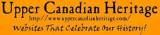 Upper Canadian Heritage Websites